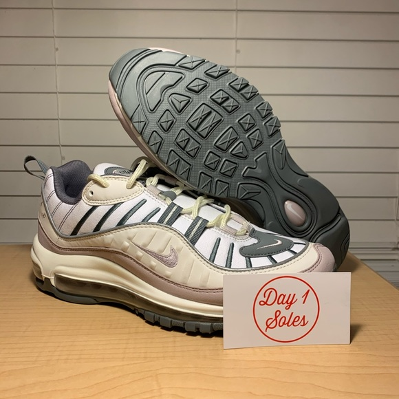 Brand New Air Max 98 Violet size 8.5W!